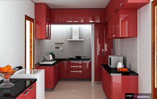 Modular kitchen cabinets palakkad kerala kitechen accessories in